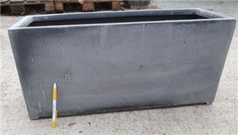 Polystone Jumbo rect L60 l22 ht30 cm (JDB)