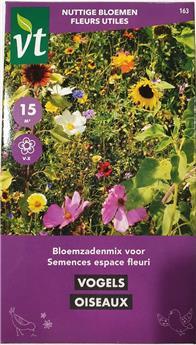 Semences Espace fleuri Oiseaux (VT)