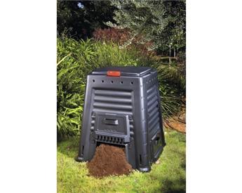 Composteur Eco 320L Noir Ketter