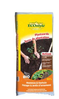 Actisol 60 L BIO Ecostyle ** Pour légumes et fruits **