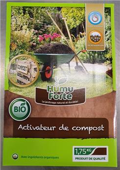 Activateur de compost 1.75 kg BIO Humuforte