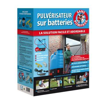 bsi pulverisateur sur batteries  promo