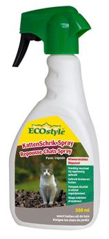 Ecostyle Repousse chats spray 500 ml