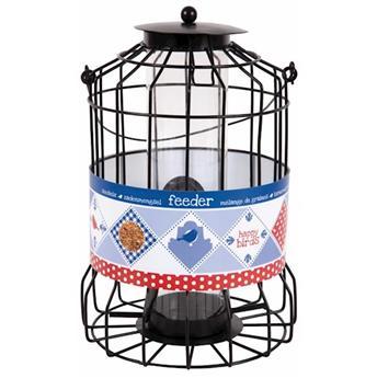 Silo Cage alimentation Graines