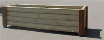 Bac Loggia 153/50/40 cm Kaliwood