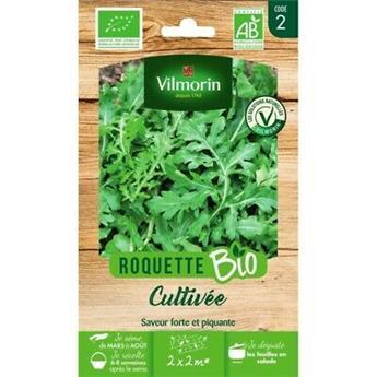 Roquette Cultivée BIO (Vilm)