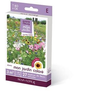 Prairie Fleurie Elegance 16g 7 M² Fleurs Faciles Nova Flore