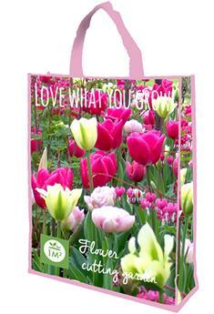Tulipe sac 20 bulbes We Love Tulips Rose *  cal.11/12  ** Idée cadeau **