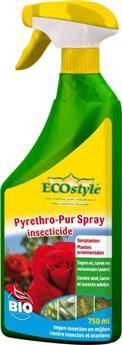 Ecostyle pyrethro Pur spray 750 ml