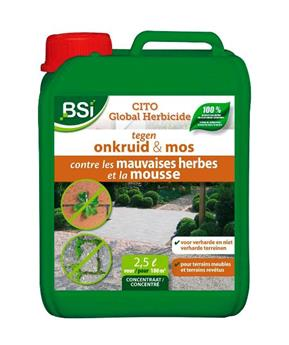 Bsi cito herbicide 2.5 l