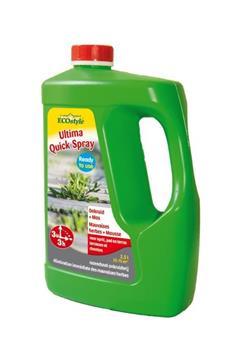 Ecostyle Ultima Quick 2.5l Prêt à l´emploi ** Herbicide Bio prêt à l´emploi **