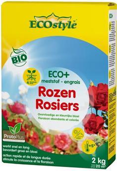 Ecostyle engrais rosiers 2 kg