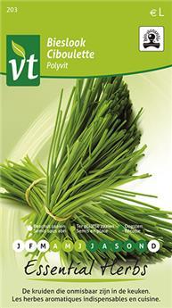 VT ciboulette fine polyvit Bio