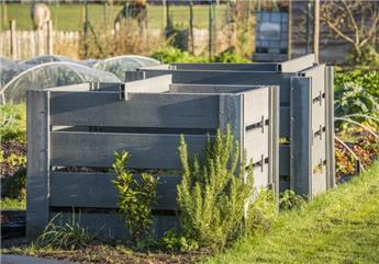 Bac à compost ecolat Ht 80 L100 P100