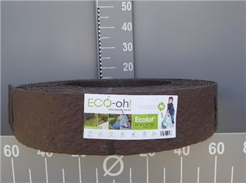 Ecolat 14 cm * brun * rlx 25m