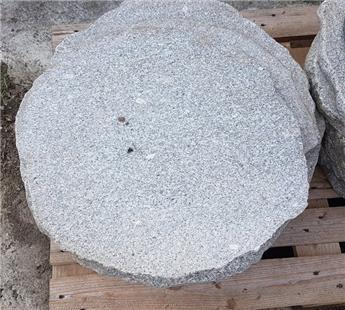 Pas japonais granit diam. 50 Ht 4 cm / pièce