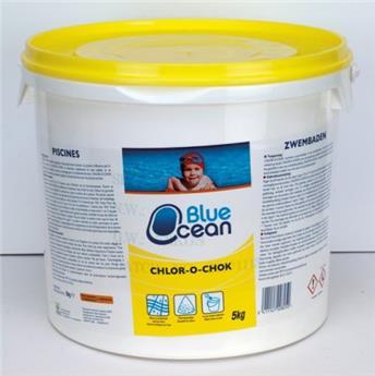 Blue Ocean chlore o chok 5 kg