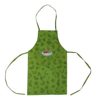 Tablier vert enfant 83 cm