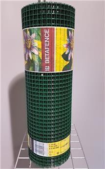 Casanet Plastifié vert 12.5x 12.5 Ht 50 cm L 10m
