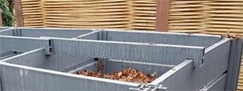 LATTE de consolidation pour bac compost larg. 100