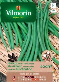 Haricot nain à filets sans fil Eclarel 100g - SF (Vilm)