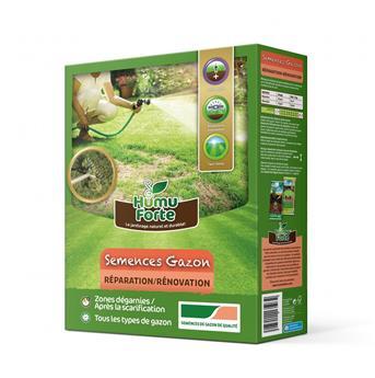 Humuforte semences gazon pro réparation 600 g