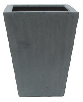 Polystone conic 46*46*49 cm (JDB)