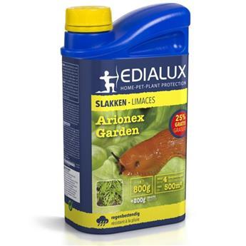 Arionex Garden 700 g ** Anti-limaces le plus résistant à la pluie **
