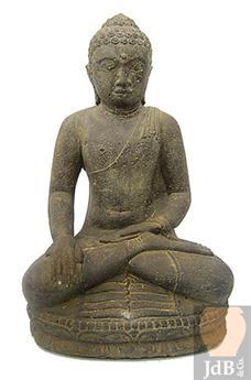 Bouddha lotus sit Ht 100 cm (JDB)